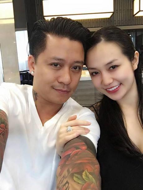 Ghen tỵ trước bức tâm thư siêu ngọt ngào vợ Tuấn Hưng gửi chồng