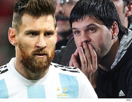 Messi chi 2,7 tỉ đồng để bảo lãnh cho anh trai