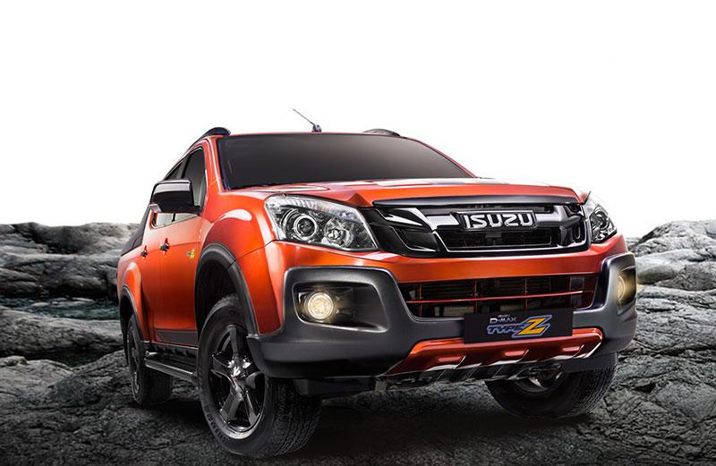 8 mẫu xe bán tải đáng chú ý dịp cuối năm tại Việt Nam