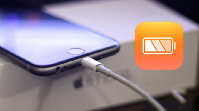 Cách kiểm tra số lần sạc pin trên iPhone
