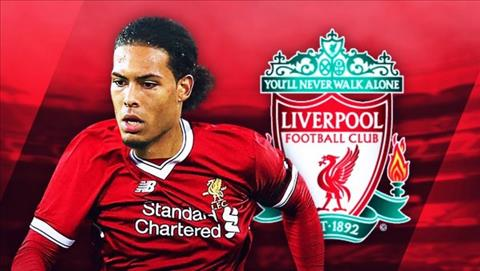 Liverpool có Van Dijk với số tiền không tưởng
