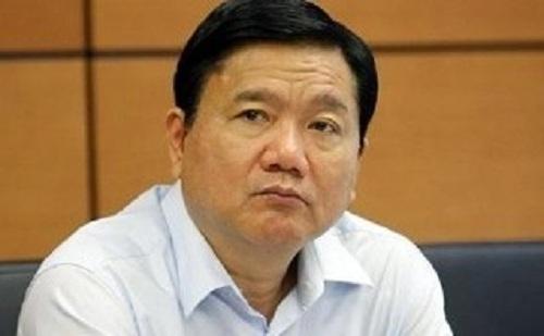 Ông Đinh La Thăng nhận trách nhiệm và xin cho anh em đã nhận lệnh của mình