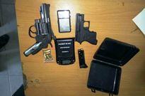Thu giữ 3 khẩu súng của đường dây mua bán ma túy liên tỉnh