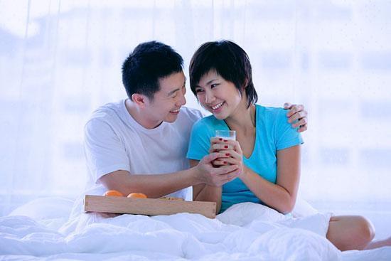 Đây là những gì cặp vợ chồng nói với nhau để hôn nhân luôn hạnh phúc