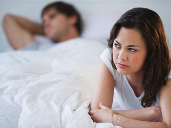 Ngán tận cổ vì chồng suốt ngày vặn hỏi thỏa mãn chưa