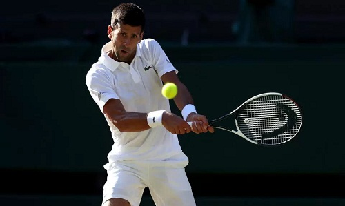 Djokovic hào hứng trước ngày trở lại sân đấu