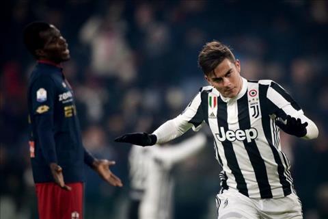 Juventus chốt giá bán Dybala