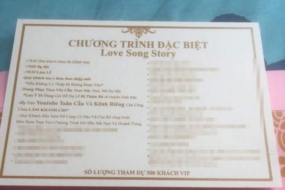 Mời 4 người yêu cũ dự cưới và những điều hy hữu, kỳ lạ trong đám cưới của Lâm Khánh Chi