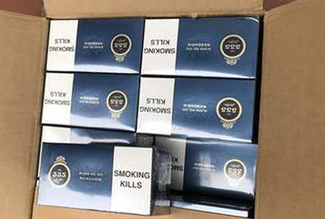 Bắt vụ vận chuyển 58.000 bao thuốc lá ngoại trị giá hơn 1,7 tỷ đồng
