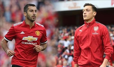 M.U và Arsenal lên kế hoạch trao đổi bộ đôi sao khủng