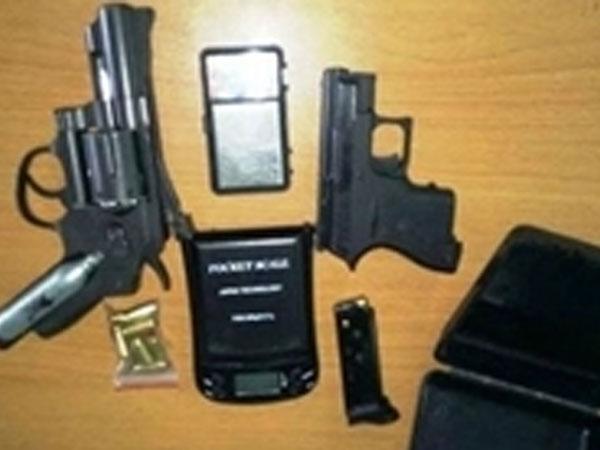 Bắt giữ ông trùm ma túy ở Hà Nội, thu giữ 3 khẩu súng