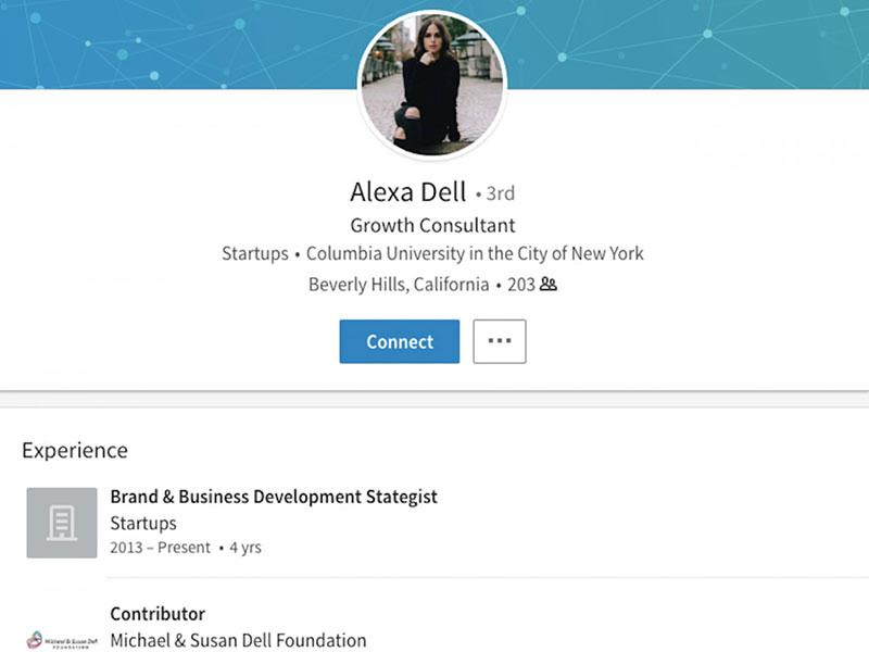 Cuộc sống xa hoa của ái nữ tập đoàn Dell