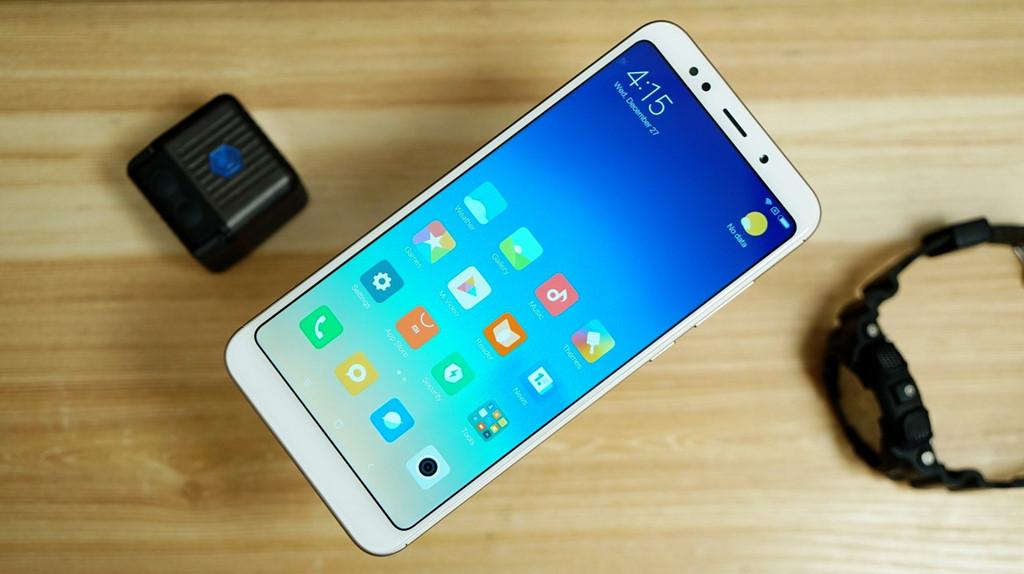 5 smartphone màn hình lớn giá tốt cho năm 2018