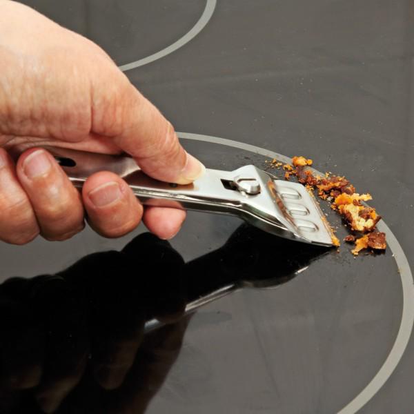 Mách nhỏ mẹo vệ sinh mặt bếp từ, bếp hồng ngoại luôn sạch bóng như mới mà không bị xước