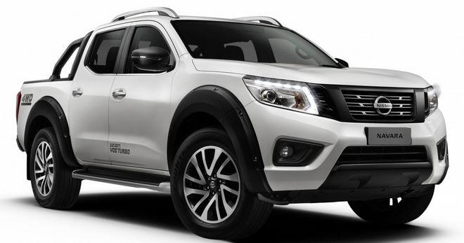 Nissan Navara Black Series đặc biệt giá 594 triệu đồng