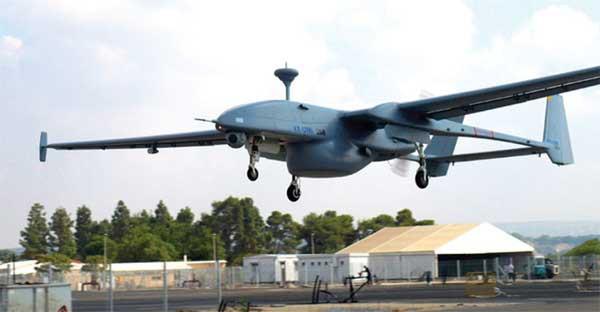 Trung - Ấn tranh cãi vụ rơi máy bay không người lái