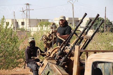 Chỉ huy của nhóm thánh chiến ở Syria bị bắn chết