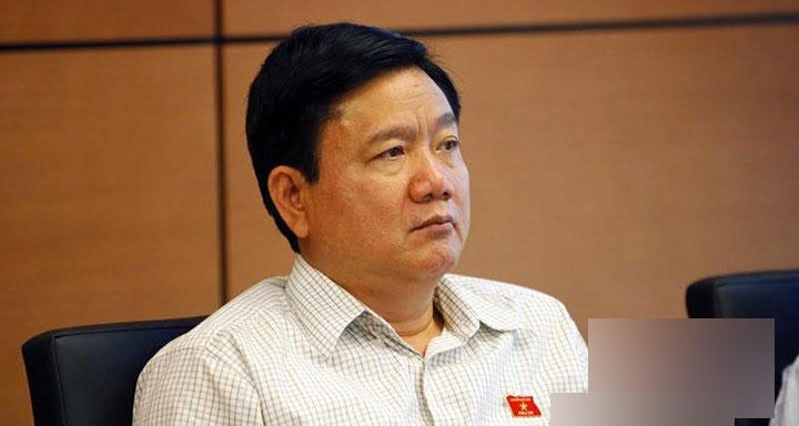 Ông Đinh La Thăng: Từ Bí thư TPHCM đến bị khởi tố, bắt tạm giam