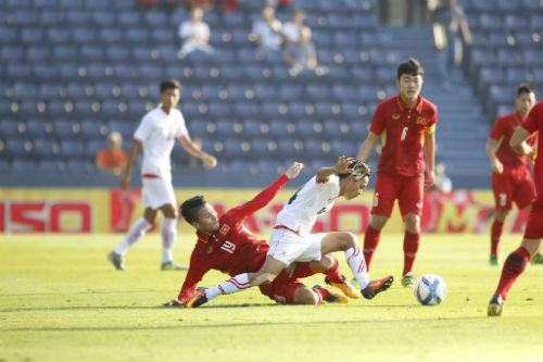 Vùi dập Myanmar, U23 Việt Nam hẹn gặp Thái Lan ở M-150 Cup