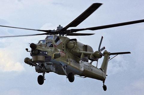 Quân đội Nga tiếp nhận lô trực thăng Mi-28UB đầu tiên