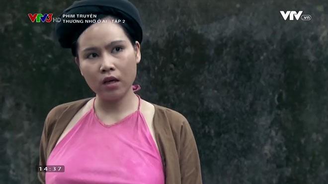 Cảnh quay diễn viên nữ không mặc nội y phim Việt Thương nhớ ở ai gây tranh cãi