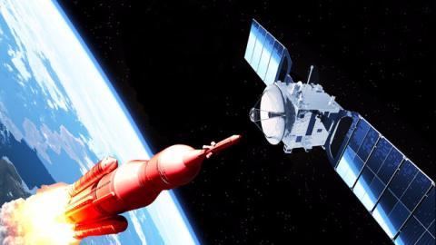 Lộ mật vệ tinh đánh chặn mới của Nga