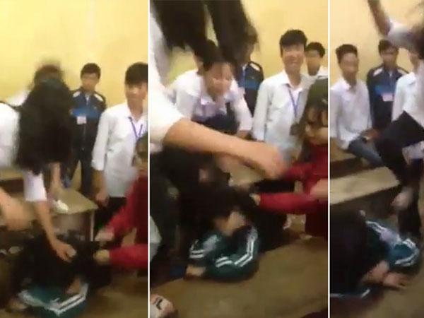 Tiết lộ nguyên nhân nữ sinh lớp 10 bị đánh hội đồng dã man gây xôn xao