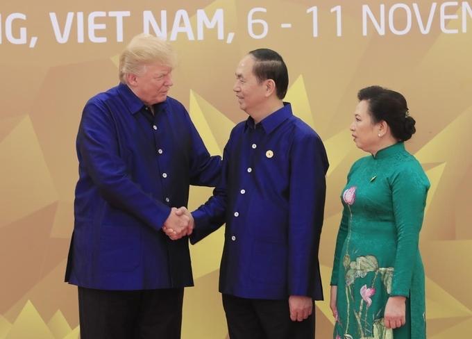 Ba ngày làm việc của Tổng thống Donald Trump ở Việt Nam