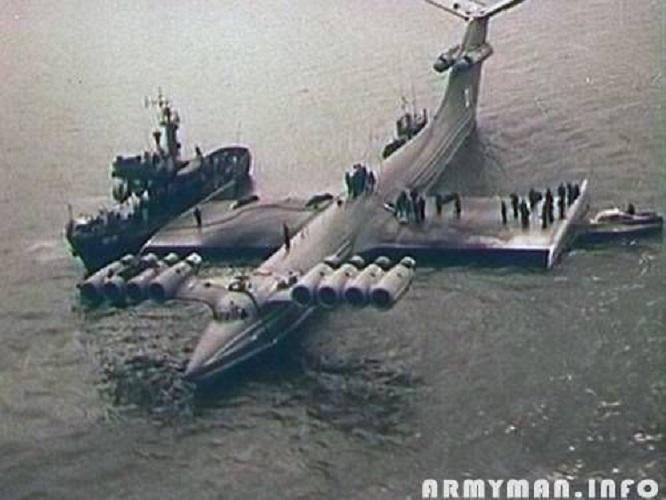 Nga hồi sinh Ekranoplans - vũ khí độc nhất vô nhị thời Liên-xô