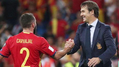 Tây Ban Nha vẫn là ứng cử viên số 1 vô địch World Cup 2018