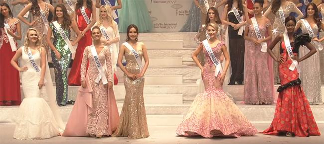 Người đẹp Indonesia đăng quang Hoa hậu Quốc tế 2017