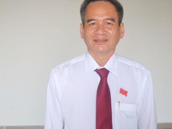Giới thiệu ông Lữ Văn Hùng làm Bí thư tỉnh ủy Hậu Giang