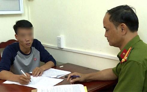 Xử phạt 5 triệu đồng thanh niên bôi nhọ CSGT Phú Thọ trên Facebook