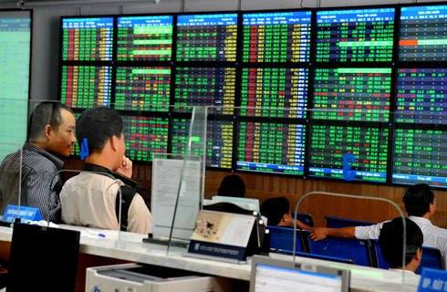 Giá trị vốn hoá thị trường Việt Nam tăng mạnh nhất thế giới