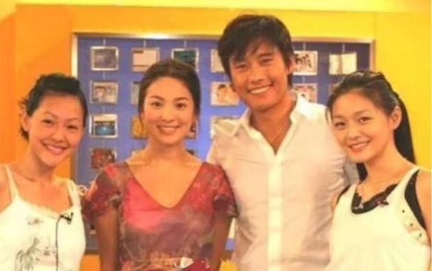 Từ Hy Viên gây bão scandal khi mừng đám cưới Song Hye Kyo bằng ảnh chụp chung với Lee Byung Hun