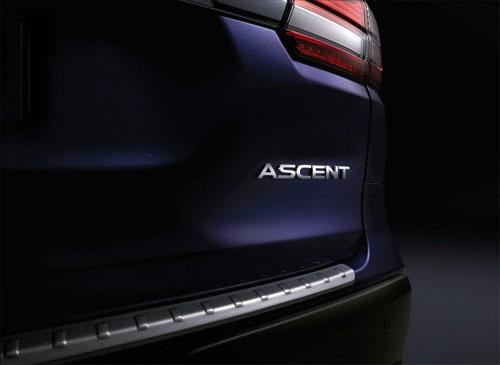 Subaru Ascent 2019 - đối thủ mới của Mazda CX-9