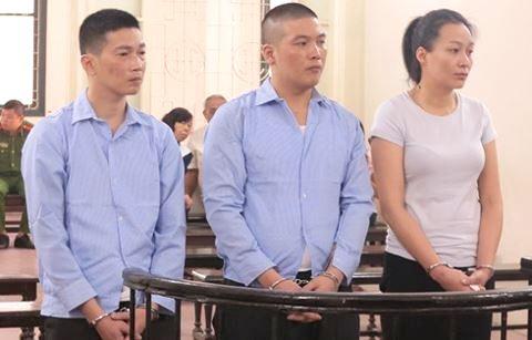 Cặp tình nhân buôn ma túy cùng lĩnh 19 năm tù