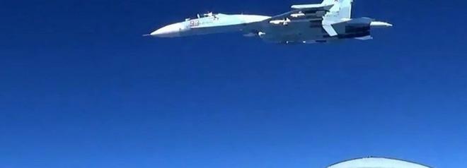 Nguy hiểm nhất thế giới: Su-27 và con số 7 có thể thổi bùng chiến tranh Nga-NATO