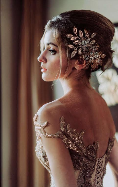 Ngẩn ngơ với những chiếc váy cưới biến mọi cô gái trở thành nữ thần mùa thu