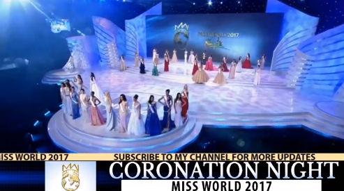 Chung kết Miss World 2017: Người đẹp Ấn Độ đăng quang Hoa hậu Thế giới, Mỹ Linh trượt Top 15