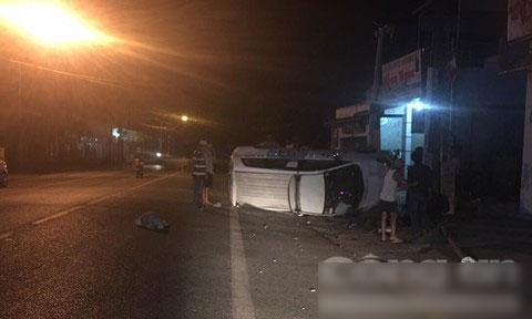 Nữ quái tuổi teen cầm đầu băng cướp taxi trong đêm