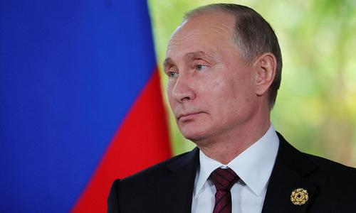 Đoàn xe của ông Putin bị dọa đánh bom tại Saint Petersburg
