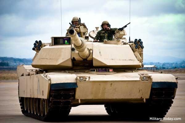 Xe tăng Abrams có thể nắn gân T-14 Armata với những nâng cấp này