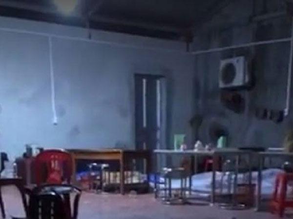 Thái Nguyên: Mâu thuẫn cá nhân, người đàn ông giết nữ chủ quán ăn bằng nhiều nhát dao rồi đóng cửa tự sát