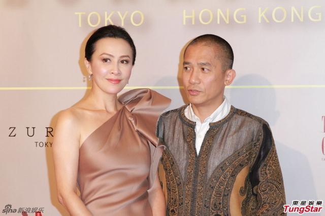 Lưu Gia Linh đã mang thai 2 tháng sau 10 năm nên duyên chồng vợ với Lương Triều Vỹ?