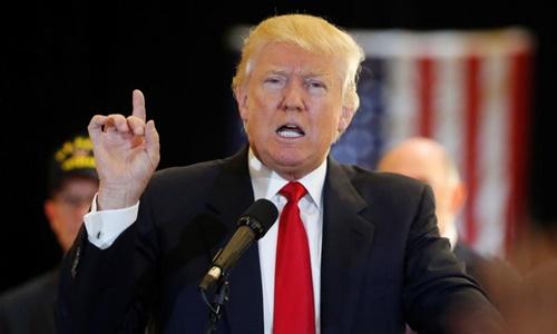Ông Trump gọi bà Clinton là kẻ thua cuộc thảm hại nhất