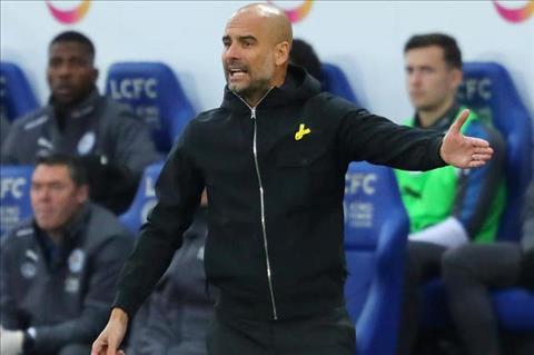 HLV Guardiola dọa giết các ngôi sao Man City