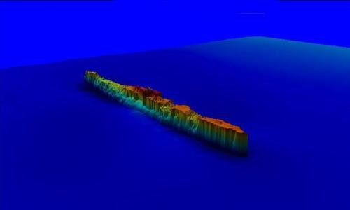 Phát hiện tàu ngầm chôn xác 58 thủy thủ dưới đáy biển