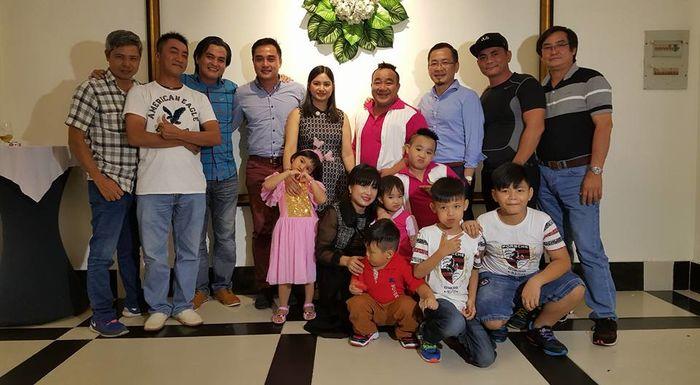 Dàn sao Việt tụ hội trong sinh nhật 2 tuổi của con gái nam diễn viên Hiếu Hiền