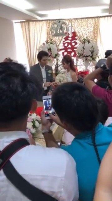 Cận cảnh bên trong Lễ vu quy bất ngờ của Khởi My và Kelvin Khánh sáng nay